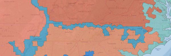A Nationwide Gerrymandering Thought Experiment