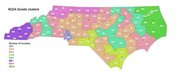 An overdue explanation of NC's county-grouping requirement for redistricting—special bonus included!